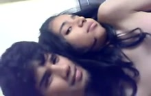 Sweet Indian teen and BF have fun
